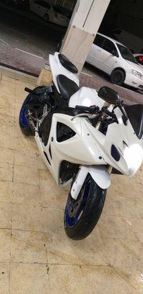 For Sale Bike Suzuki 600 Model 2006