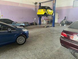 للبيع ورشة اصلاح سيارات مع الرخصة التجارية