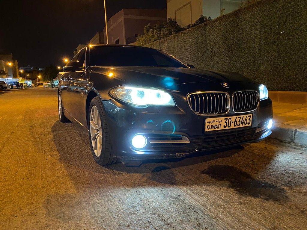 BMW 528 Agency Kuwait
