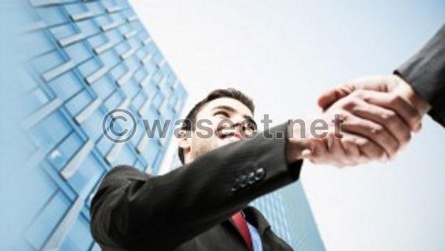 تخليص الأعمال التجارية والخدمات القانونية