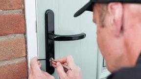 تركيب القفل الكهربائي للأبواب 9