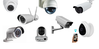 Installing cameras and control systems 7