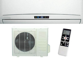 Installation and supply of Split duct air conditioners 2