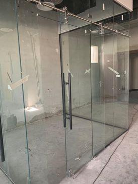 Glass installation and maintenance