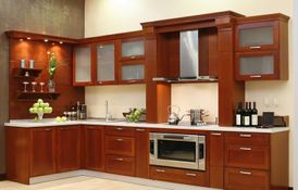 Installation and maintenance of kitchens