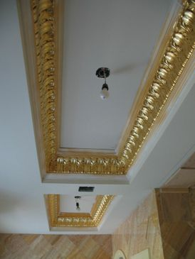 Art decoration finishes