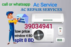 Maintenance and service All tayp AC and washing machine