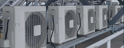Repair and maintenance of air conditioning of all kinds 1