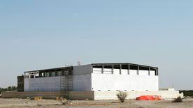 تصنيع الهياكل الفولاذيه Steel Structure Fabrication