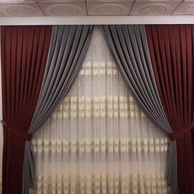Detailing the latest curtains