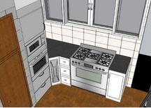 تفصيل وتركيب جميع انواع المطابخ