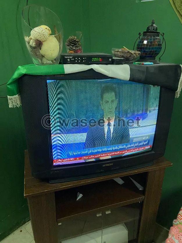 تلفاز للبيع بحالة ممتازة