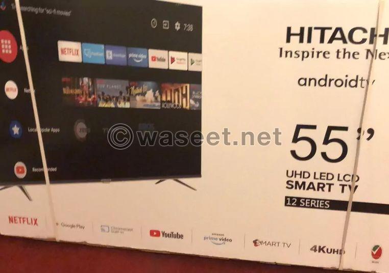 تلفزيون هيتاشي للبيع