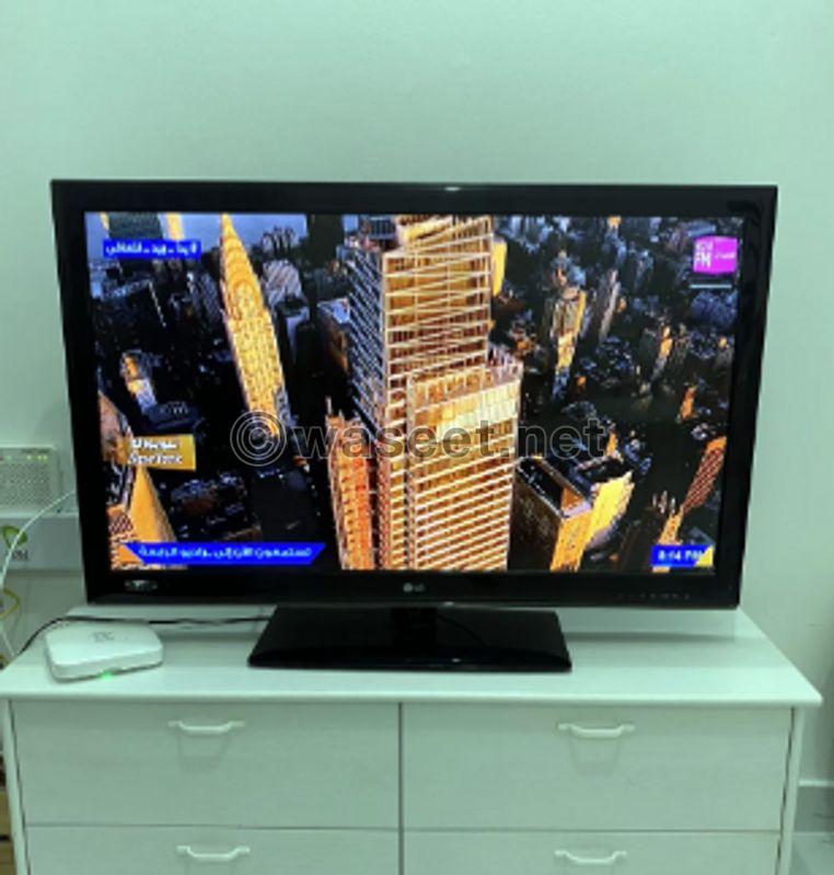 42 inch LG TV 0