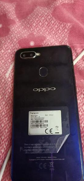 تلفون oppo F9 مستعمل للبيع