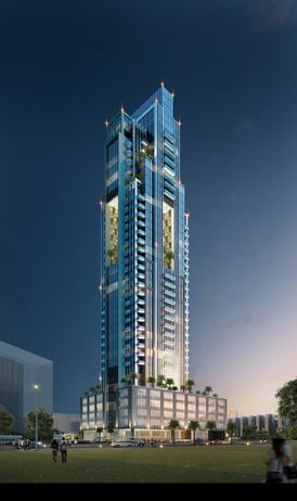 Own an apartment in the heart of Jumeirah Village