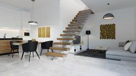 Own a duplex apartment in Masdar City in Abu Dhabi