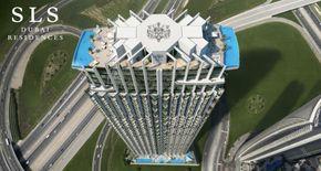 تملك شقة فخمة في دبي بمشروع SLS