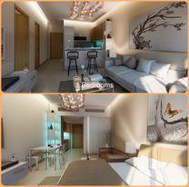 تملك شقة في دبي بقسط شهري 4 ألاف درهم  فقط...