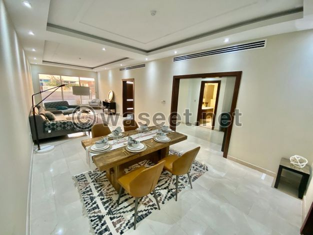 Own a furnished apartment in Abu Dhabi