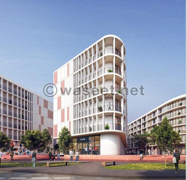 Own an apartment in Sharjah