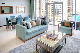 تملك شقة بارقى مناطق دبي بدفعه اولى 40% فقط