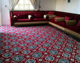 Upholstery and implementation of all models of sofas