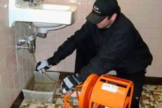 تنظيف الصرف