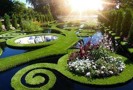 تنظيف وتعديل وتنسيق الحدائق 14