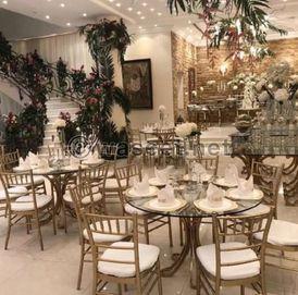 تنظيم الأعراس والحفلات