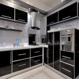Supply and installation of aluminum kitchens 4