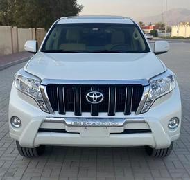 Toyota Prado 2017 for sale