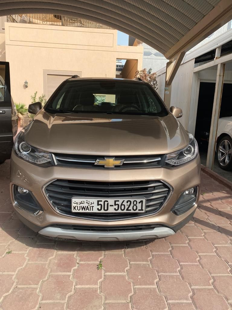 Used Chevrolet Trax LTZ 2018 for sale Kuwait City
