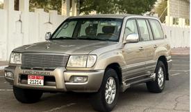 تويوتا لاند كروزر 2004 للبيع