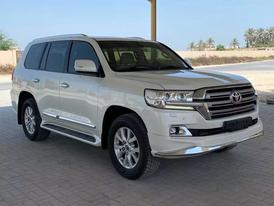 Toyota Land Cruiser 2018 GXR