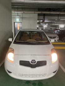 Toyota Yaris 2006 White