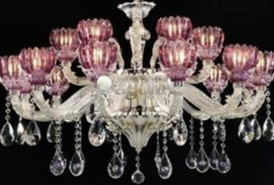 New chandelier for sale from Crystal Palaces store 8
