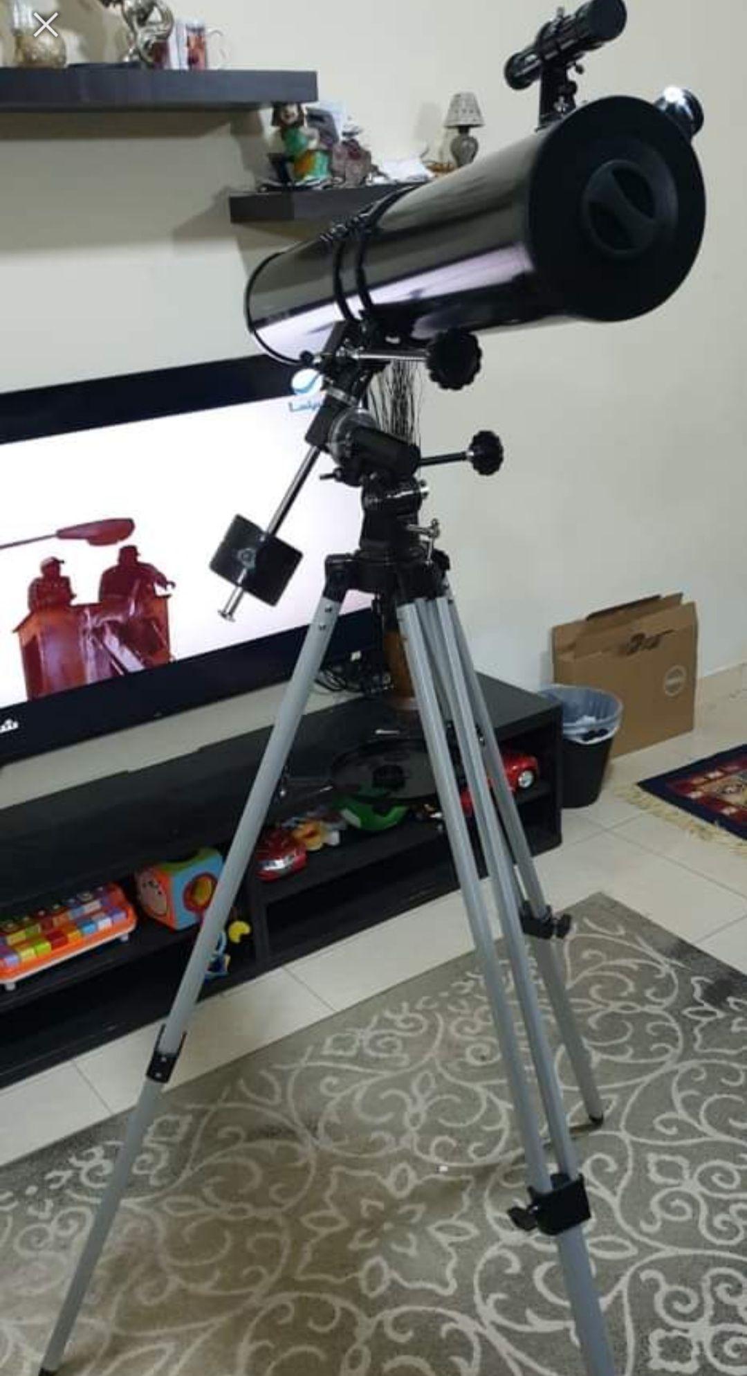 جتليسكوب جديد