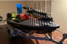 جت سكي  RXPx-300 2019 للبيع 2