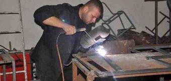 All blacksmithing works