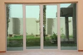 All glass works