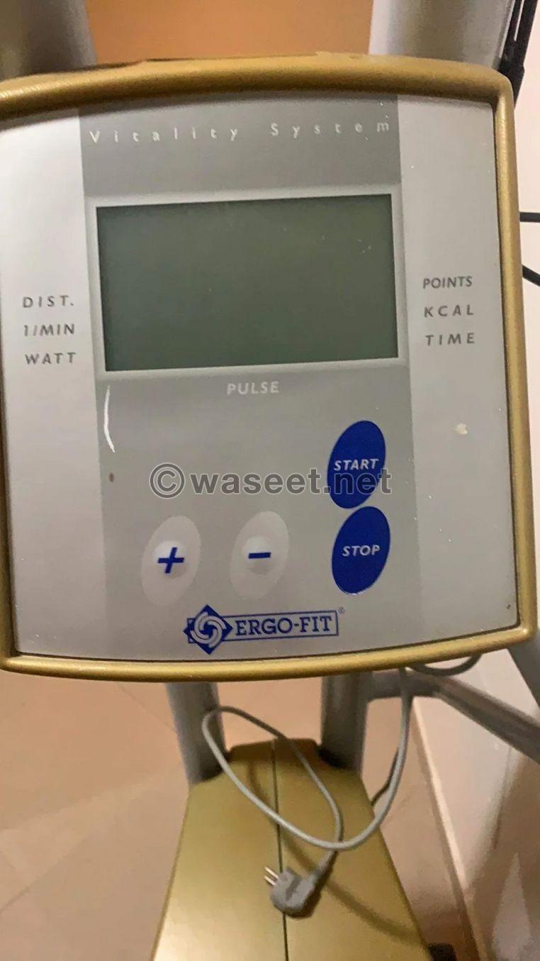جهاز رياضي للبيع 2