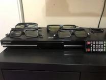 جهاز سامسونج dvd 3D للبيع