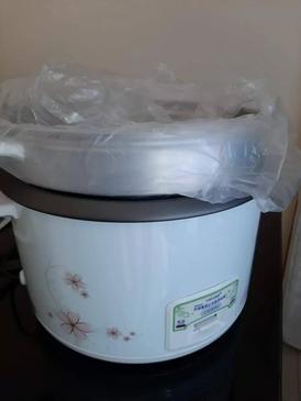 جهاز طبخ الأرز بالبخار