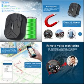 gps device to track the worker's location or anything else