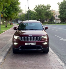 Jeep Grand Cherokee 2017 for sale