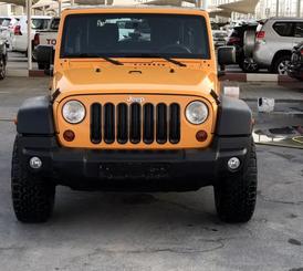 Jeep Wrangler GCC 2012 for sale