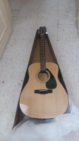 Ordinary guitar, not electric
