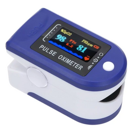 حاليا متوفر pulse oximeter للطلب