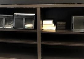 TV stand / shelves